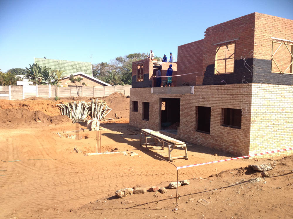 Pre Stressed Concrete Slabs Residential : Chapelgate step up facility monoblock